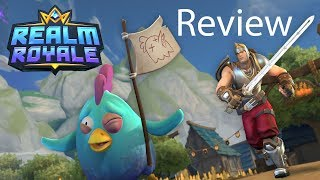 Realm Royale Xbox One X Gameplay Review - Free to Play