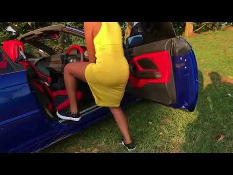 Spice Diana dancing to Gravity Omutuju's Ampalana song