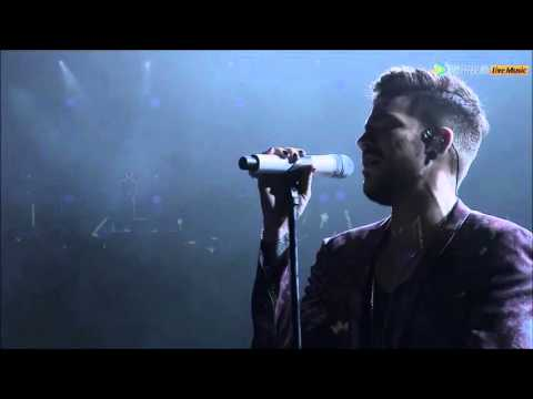 Adam Lambert - There I Said It - Shanghai 2016