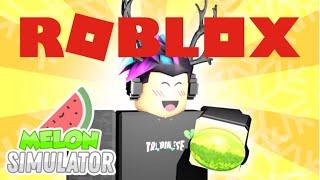 ROBLOX: Melon Simulator