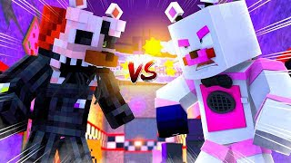 Molten Freddy VS Funtime Freddy ?! | Minecraft FNAF Roleplay