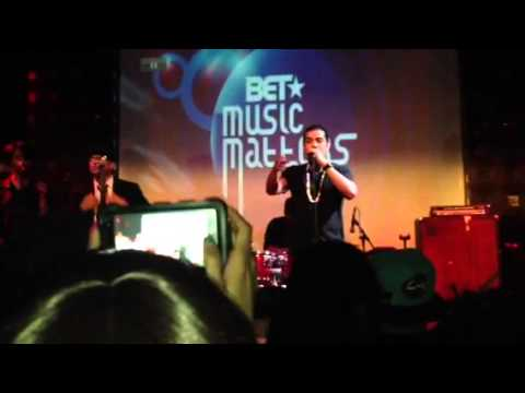 BET Music Matters @ SOB - Realm Reality