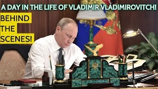 EXCLUSIVE Kremlin Insight: Find Out How Average Working Day For Putin Look Like