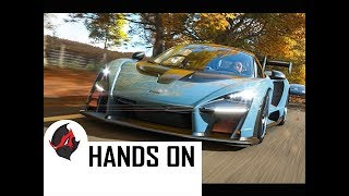 HANDS ON - FORZA HORIZON 4 Gameplay Walkthrough