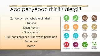 Apa Itu Rhinitis Alergi / Pilek Alergi?  Bisakah Sembuh? Bagaimana Pengobatannya Dan Pencegahannya?