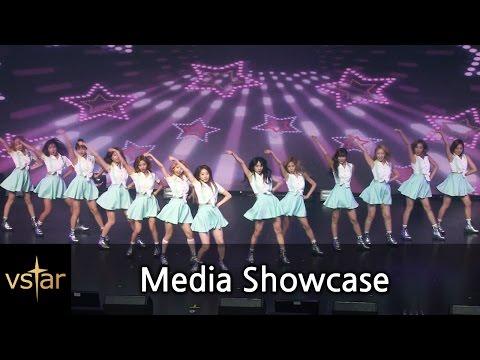 우주소녀(WJSN) BEBE 무대 공개 @언론쇼케이스
