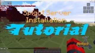 Download Spigot Pi Videos Dcyoutube - Minecraft server erstellen spigot
