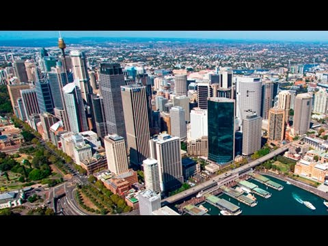 29. Sydney --Top City Skylines--
