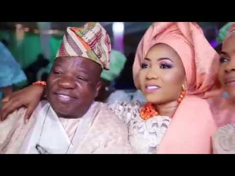 Ovation Platinum Wedding between Diekololaoluwa Onikepo and Oluwasijibomi Oluwagbmiga