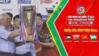 Highlights | Phan Văn Đức lập công, ĐT U23 Việt Nam vô địch giải Tứ hùng | VFF Channel