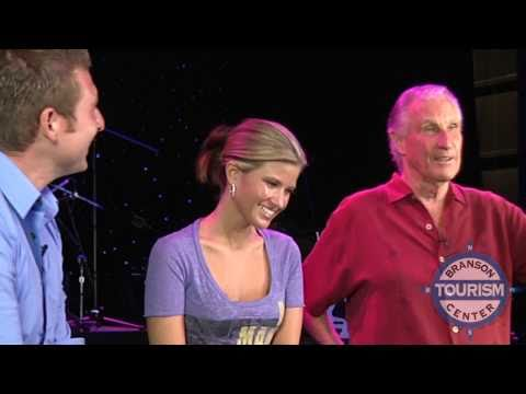 Michael Grimm Americas Got Talent  Exclusive Interview with Bill and McKenna Medley
