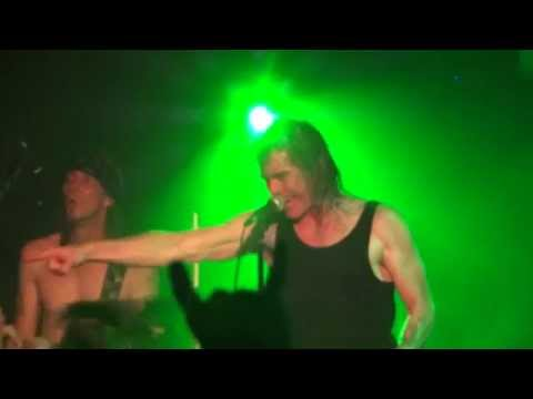 Overkill - Hello From The Gutter - Live from The Scout Bar in Houston Texas
