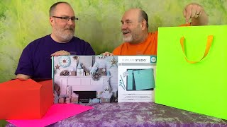 We R Memory Keepers Template Studio Unboxing And Envelope Demo