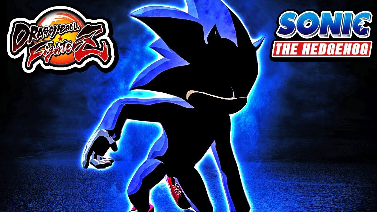 Live Action Sonic Movie In Fighterz Dragon Ball Fighterz Sonic