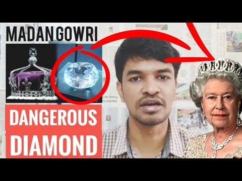 Dangerous Diamond | Tamil | Kohinoor | Madan Gowri | MG