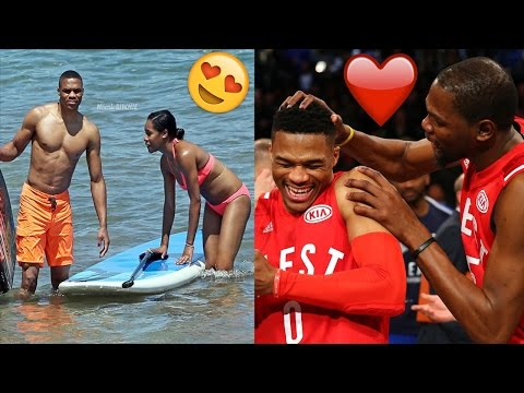 NEW Russell Westbrook FUNNY MOMENTS 2017