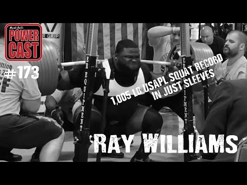 Ray Williams - 1,005 Raw Squatter | Mark Bell