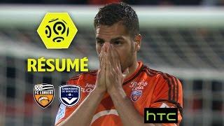 FC Lorient - Girondins de Bordeaux (1-1)  - Résumé - (FCL - GdB) / 2016-17