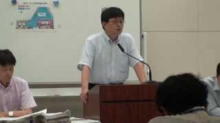 20130722 汚染水海へ流出 東電記者会見 質疑応答部分