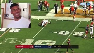 Rutgers vs. Illinois (Defense)