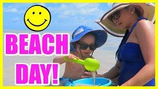 FLORIDA KEYS BEACH DAY TRAVEL VLOG!