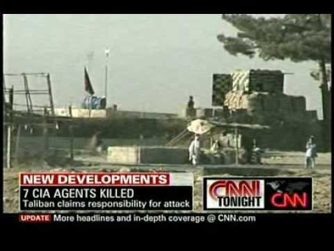 CNN-7 CIA officers killed in Khost pt 1