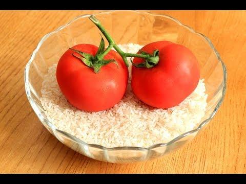 大米試試這樣做,加上番茄大鍋一滾,軟糯勁道,孩子特別愛吃! 【夏媽廚房】