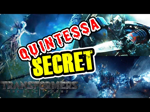BREAKDOWN- Quintessa Hidden SECRET of Optimus Prime. Transformers 5-  Trailer TV Spot Analysis