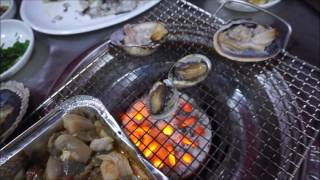 Midnight Seafood Dinner at Jagalchi Fish Market - Busan/South Korea