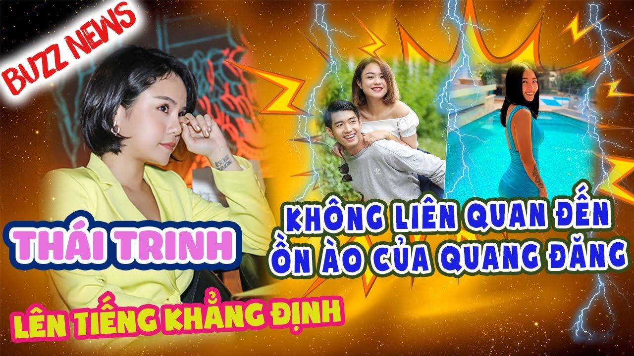 Thái Trinh tiếp tục lên tiếng, khẳng định không liên quan đến ồn ào Quang Đăng   Hana Giang Anh
