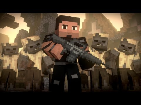 Valley Of The Dead (Minecraft Animation)