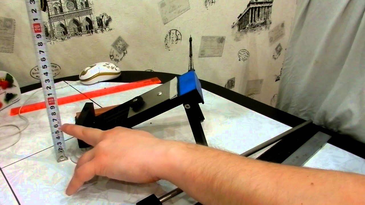 Точилка для ножей своими руками электрическая