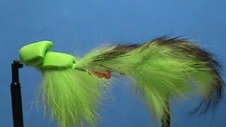 Repeat youtube video Fly Tying Eric's Bass Assassin with Jim Misiura