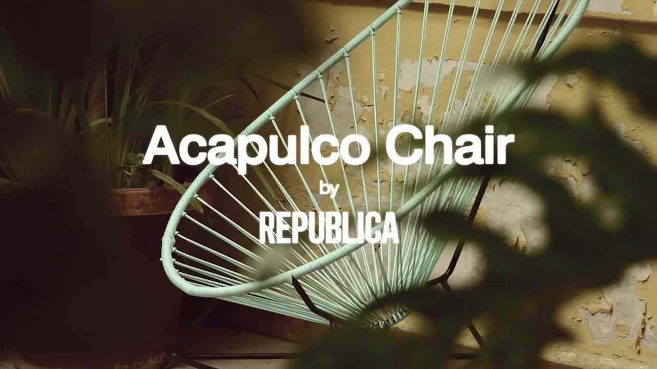 Republica   Acapulco Chair