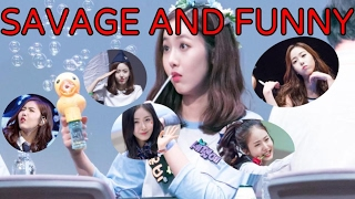 FUNNY and SAVAGE Hwang Sinb OppaHyung Moments