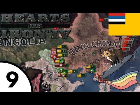 The Qing Reconquest Of China [Hearts of Iron IV: Imperial Manchukuo] ep. 9