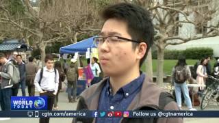 More Chinese students returning to China after studying in US