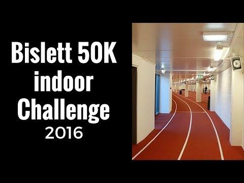 Bislett 50k Indoor Challenge Norway