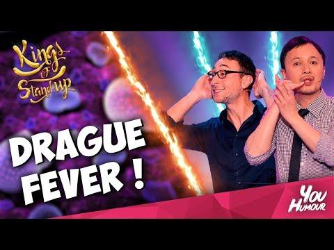 DRAGUE FEVER HUMORISTES EN FEU !! KINGS OF STAND UP EP3 avec SEBASTIEN MARX et ALEX NGUYEN