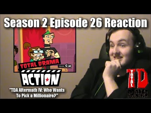 Jayempee Reacts: Total Drama Action Episode 26
