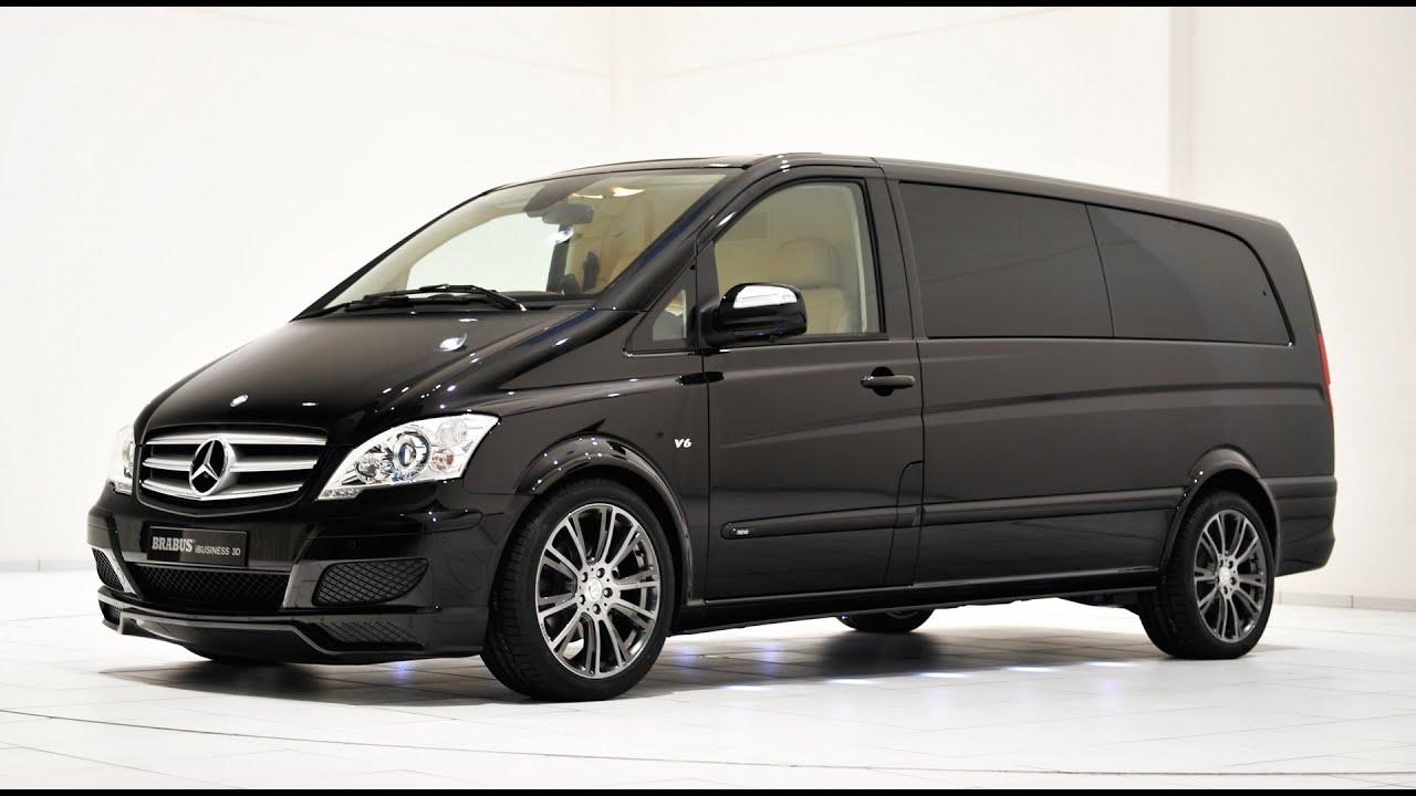 2013 brabus ibusiness 3d on mercedes benz viano interior. Black Bedroom Furniture Sets. Home Design Ideas