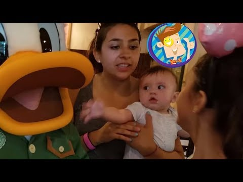 Thumbnail: DISNEY HORROR SHOW! 👻 TRIPLE BABY SCARE CAM 🎃 Shawn's First Disney World Trip pt 2 (FUNnel Vision)