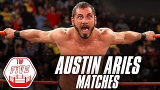 Austin Aries' Top 5 TNA Matches | Fight Network Flashback