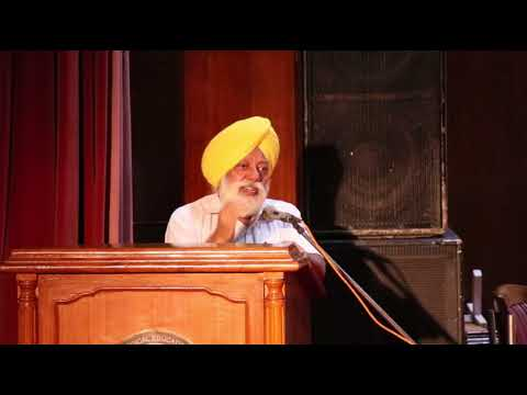Rashtrya Sikh Samiti Speech| Marad Agammra | PGI CHANDIGARH | 15th April 2018