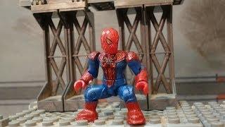 Spider Man vs Venom - Mega Bloks