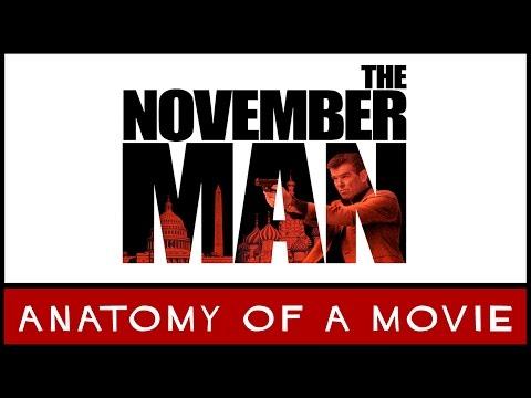 The November Man w Bill Smitrovich Pierce Brosnan, Olga Kurlenko  Anatomy of a Movie