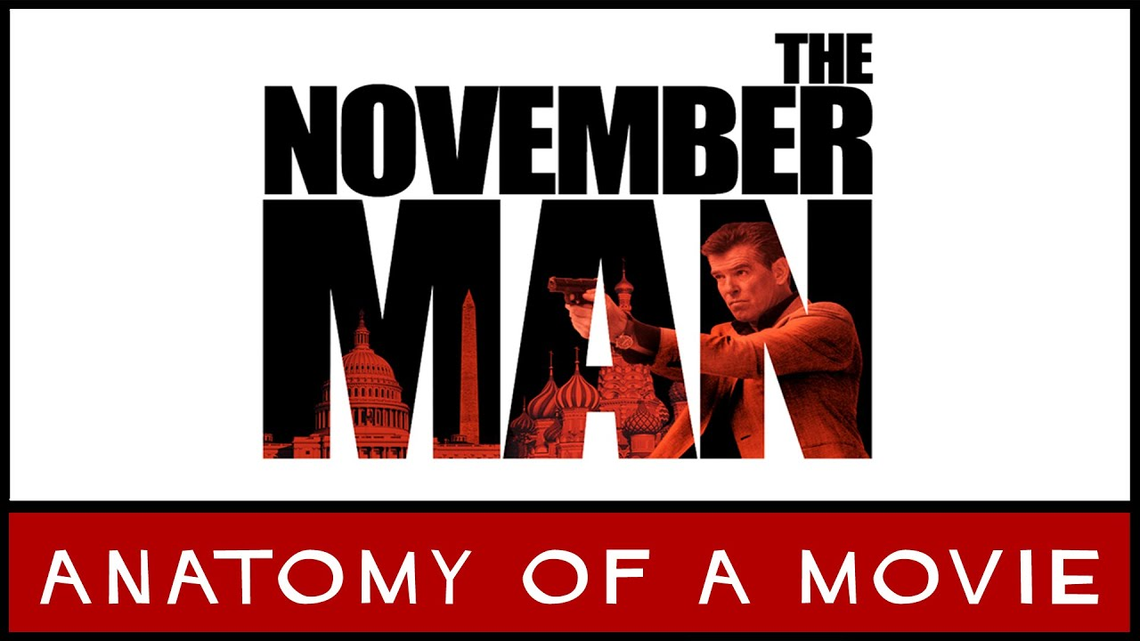 The November Man W Bill Smitrovich Pierce Brosnan Olga Kurlenko Anatomy Of A Movie