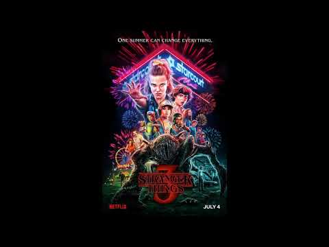 Cutting Crew - (I Just) Died in Your Arms Tonight | Stranger Things 3 OST