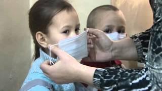 видео Грипп у детей – симптомы и лечение, профилактика заболевания
