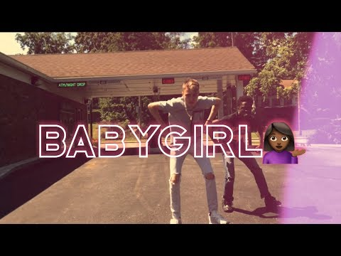 21 Savage - Baby Girl [Official Dance Video]